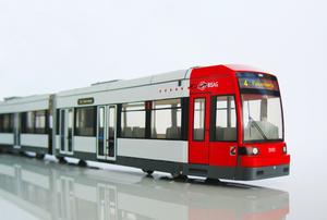 Straßenbahnmodell GT8N-1