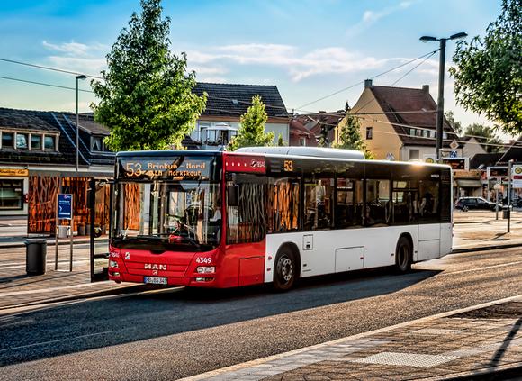 Solobus MAN A37 Lion's City