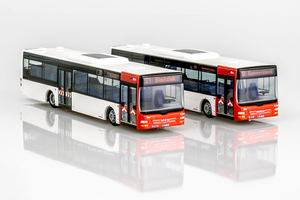 Busmodell MAN A37 Lion's City