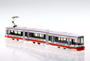 Straßenbahnmodell GT6N